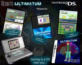 Ultimatum DS - diglett42 by PokemonRebirthClub