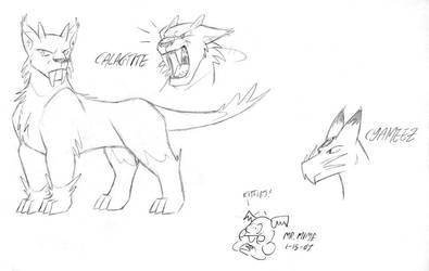 Tattoan Cats - Mr. Mime by PokemonRebirthClub
