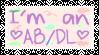 ABDL Stamp by StarJita
