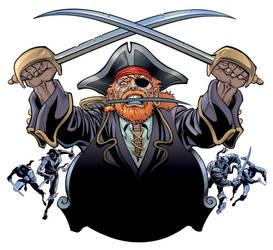 Piratas by SSeabra