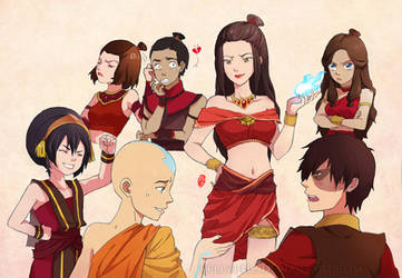 Listen Avatar... by kelly1412