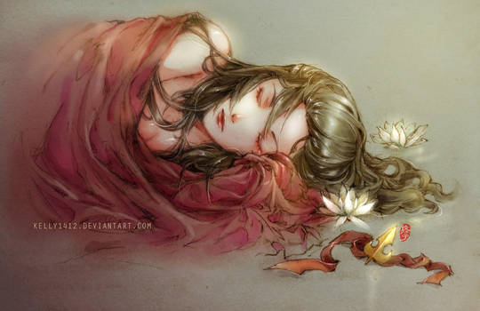 Let the devil sleep (Azula) by kelly1412