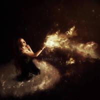 Naissance de l'Univers by Kallaria