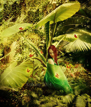 Secret garden by Kallaria