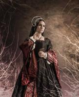 Tudor Lady by Kallaria