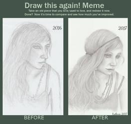 Draw this again by Kallaria