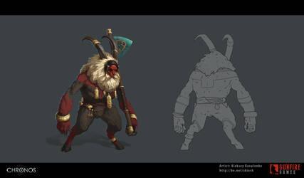 Chronos Creatures 6 by Skiorh