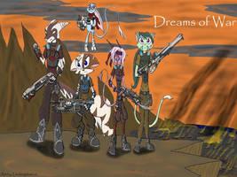 Dreams of War by Leokingdom10
