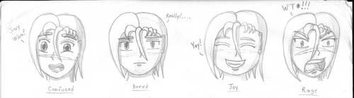 Aisu Heads by Leokingdom10