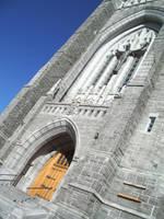 Cathedral Saint-Michel, Sherbrooke by elcid1973