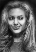 Angelina Jolie by vikygrafikk