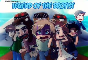Legend of the Brofist by Milk-Addicc