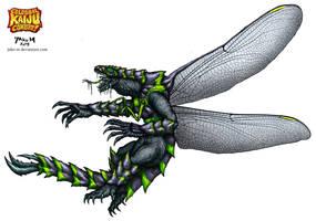 CKC - Megavirosus: The Draconian Hybrid by JAko-M
