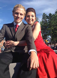 Prom2014 by LoveIsMyHate