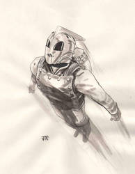 Rocketeer warmup by ClarkWGriswold