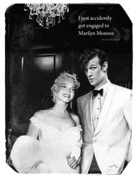 The Doctor and Marilyn II by seduff-stuff