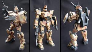 Gundam EZ-8 Camouflage by shadowvfx