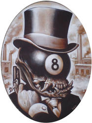 ocho loco by droopbomb