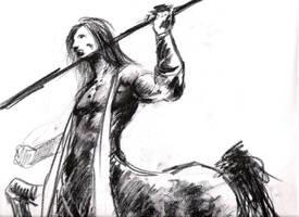 centaur by maizan