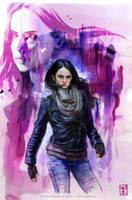 Jessica Jones by niji707