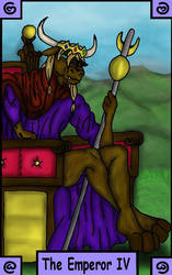 The Emperor IV by WinterHallow