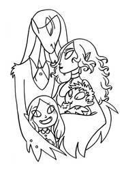 Vampirefamily by secondlina