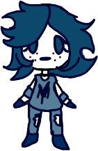 Chibi Emo Girl for adopt Closed by SoulNinja05
