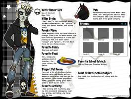 Monster High - Bones by DearyEm