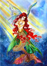 Siren, Sirena by zaradei