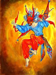 Diablo- Devil by zaradei