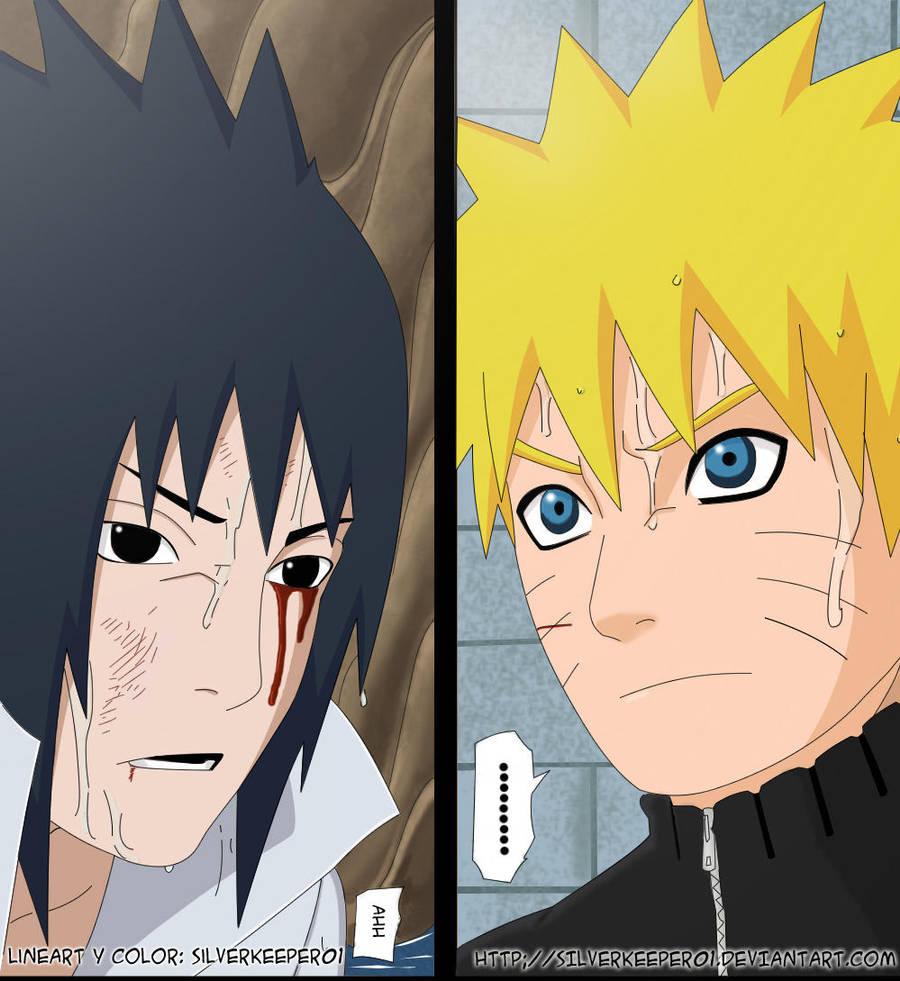 Naruto Y Sasuke 486 By Silverkeeper01 On Deviantart