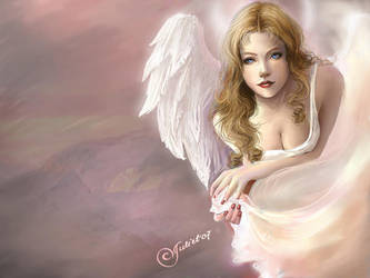 Angel by CurlyJul