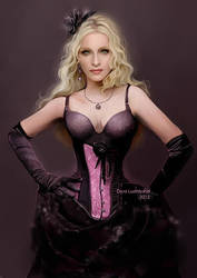 Madonna by CurlyJul