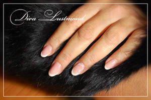 French Nails by CurlyJul