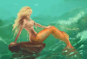 Siren by CurlyJul