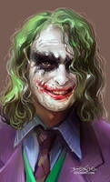Joker by CurlyJul
