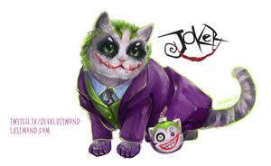 Joker by CurlyJul