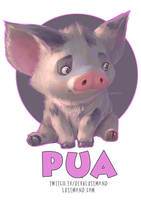 Pua by CurlyJul