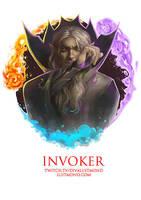 Invoker by CurlyJul
