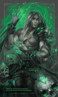 Vitold Soulreaper by CurlyJul