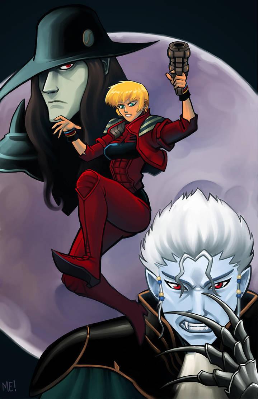 Vampire Hunter D: Bloodlust by MasonEasley