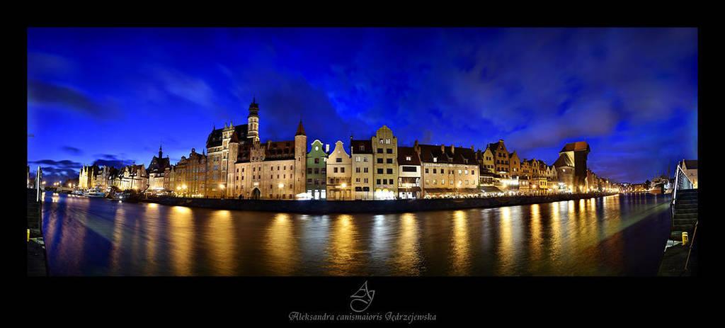 ...Gdansk... by canismaioris