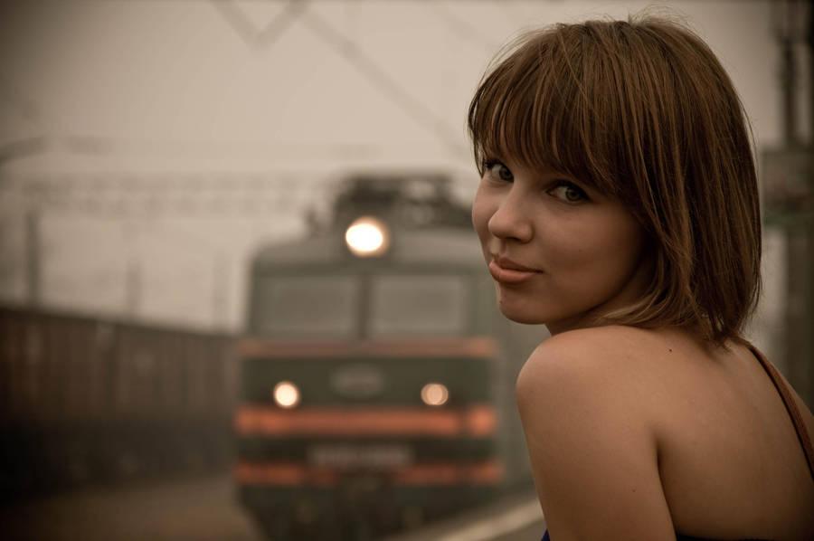Train by MaryTol
