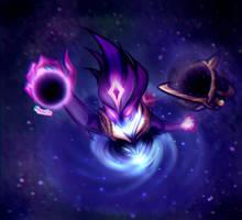 Dark Star Orianna by Nyamuh