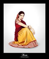 Vector-Dhavanipotta Deepavali by rames