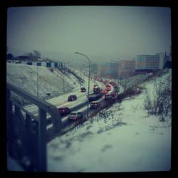 Russian winter - 5 by Lillehanna