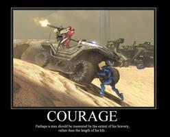 Courage by tkilljoy