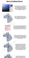 Shadeing Tutorial by ArienRavyn