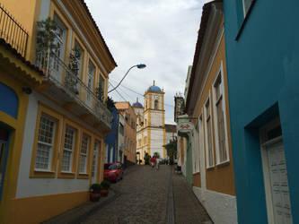 The Old City by ZukoVyper