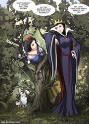 Snow White by eiqe